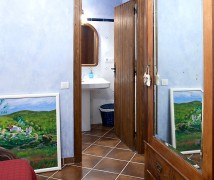All rooms with private bathroom